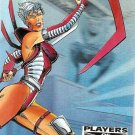 1993 Upper Deck Players of Deathmate #P4 Crossed Blades