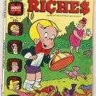 Richie Rich Riches #14 Harvey Comics 1974 Good