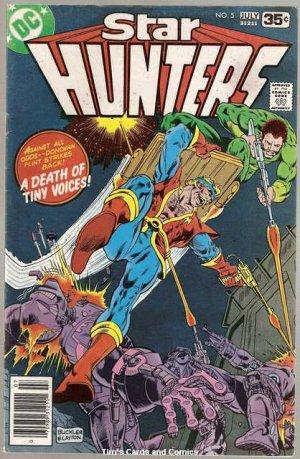 Star Hunters #5 DC Comics 1978 Good/Very Good