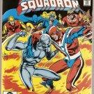 All-Star Squadron #9 DC Comics 1982 JSA Fine