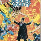 America vs. The Justice Society #3 DC Comics VG