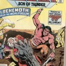Arak Son of Thunder #7 DC Comics GD