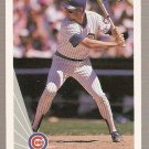 1990 Leaf Baseball Card #137 Mark Grace
