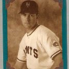 1992 Leaf Studio Baseball Card #BC8 Will Clark