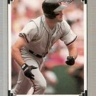 1991 Leaf Preview Baseball Card #12 Will Clark
