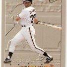 1993 Fleer Ultra All-Star Baseball Card #2 Will Clark