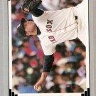 1991 Leaf Baseball Card #488 Roger Clemens