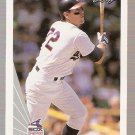 1990 Leaf Baseball Card #10 Carlton Fisk