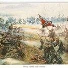 The Civil War The Art of Mort Künstler Promo Card #1