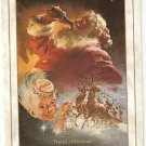 Coca-Cola Collection Series 1 Promo Prototype Card Travel Refreshed Santa Claus Sprite Boy