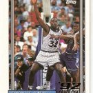 1992-93 Topps Basketball Card #362 Shaquille O'Neal RC
