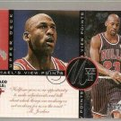 1996-97 Upper Deck Micheal Jordan View Points Card VP6