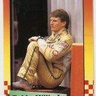 1989 Maxx Previews Racing Card #3 Bobby Hillin