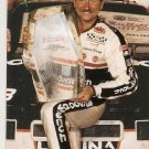 1993 Action Packed Racing Card #198 Dale Earnhardt WIN
