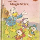 Donald Duck and the Magic Stick  Disney's Wonderful World of Reading Hardcover