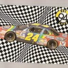 1994 Action Packed Racing Card #131 Jeff Gordon's Car