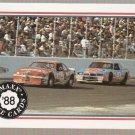 1988 Maxx Racing Card #31 R.Petty/R.Rudd Cars