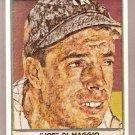 Reprint 1940 Playball Baseball Card Joe DiMaggio