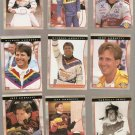 1992 All World Indy Racing Lot of 24 Cards