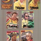 1996 Wheels KnightQuest Racing Lot of 7 Cards