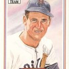 1987 Leaf Special Olympics Baseball Card #H5 Ted Williams