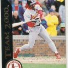 1992 Pinnacle Team 2000 #39 Brian Jordan Cardinals
