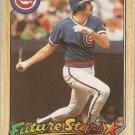 1987 Topps Baseball Card #634 Rafael Palmeiro RC NM