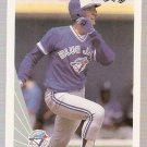 1990 Leaf Baseball Card #237 John Olerud RC