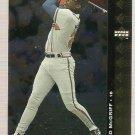 1994 Upper Deck SP Die Cuts Baseball Card #55 Fred McGriff