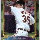 1994 Topps Finest Baseball Card #66 Mike Mussina