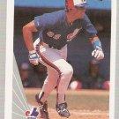 1990 Leaf Baseball Card #325 Larry Walker RC