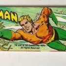Aquaman 1979 DC Comics Vending Machine Sticker