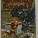 Golden Age of Comics Wonder Comics All-Chromium Promo Card