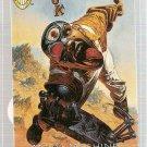 Judge Dredd The Epics Mean Machine Proto 4 Card