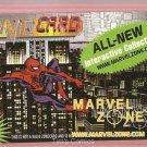Marvelzone.com Zonecard Promo Marvel Comics Spider-Man