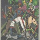 WildStorm Set One Promo Card Wildcats
