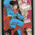 Wizard Magazine Series Superman the Man of Steel Card