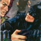 1995 Batman Forever Metal Silver Flasher Card #48 Two Face