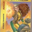 1995 Fleer Marvel OverPower Card Rogue Power Transfer