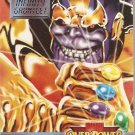 Marvel OverPower Mission Card Thanos Final Confrontation