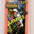 Ultimate Spider-Man ecallingcards.com Sample Phone Card