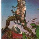 Turok Dinosaur Hunter #1 Promo Card Valiant Comics