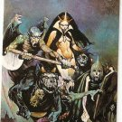 Sanjulian Collection Vampiress and Ghouls Promo Card