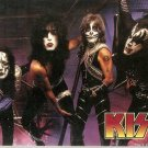 KISS Collector Cards Series I Promo Card #P8 Collect Magazine