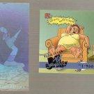 1995 MTV Animation Beavis & Butt-Head Hologram & Card #6