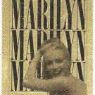 Marilyn Monroe The Private Collection Promo Card Toby Beach