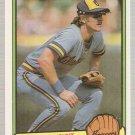 1983 Donruss Baseball Card #258 Robin Yount NM
