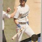 1993 Leaf Baseball Card #188 Robin Yount NM-MT