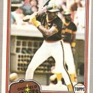 1981 Topps Baseball Card #370 Dave Winfield EX