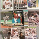 Lot of 48 Mike Mussina Baseball Cards Baltimore Orioles